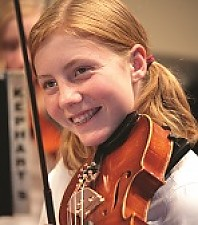 Youth Ensembles callout image